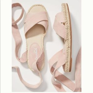 NEW SPLENDID TEREZA ESPADRILLE SANDALS US 8/EU 39
